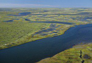 Colville River Delta. Photo © Gary Braasch