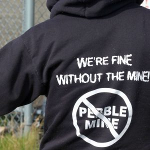 Bristol Bay residents have said no to the Pebble mine for over ten years and will keep saying no when a new Pebble partner tests the water