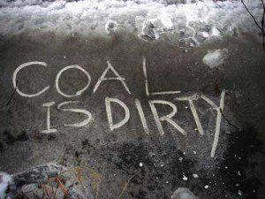 R. Maddox Coal is Dirty snow pic