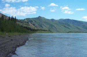 Yukon River in the Yukon-Charley Rivers National Preserve. NPS Photo