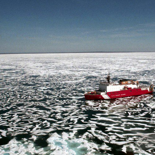 ARCTIC SHIPPING ISSUES HEATING UP