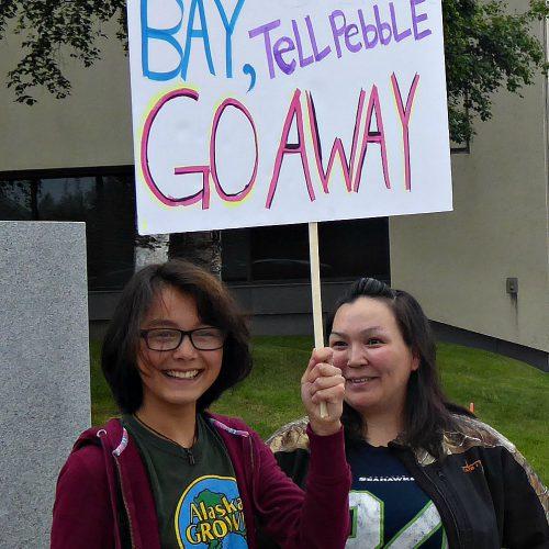 13-year-old tells EPA to protect Bristol Bay