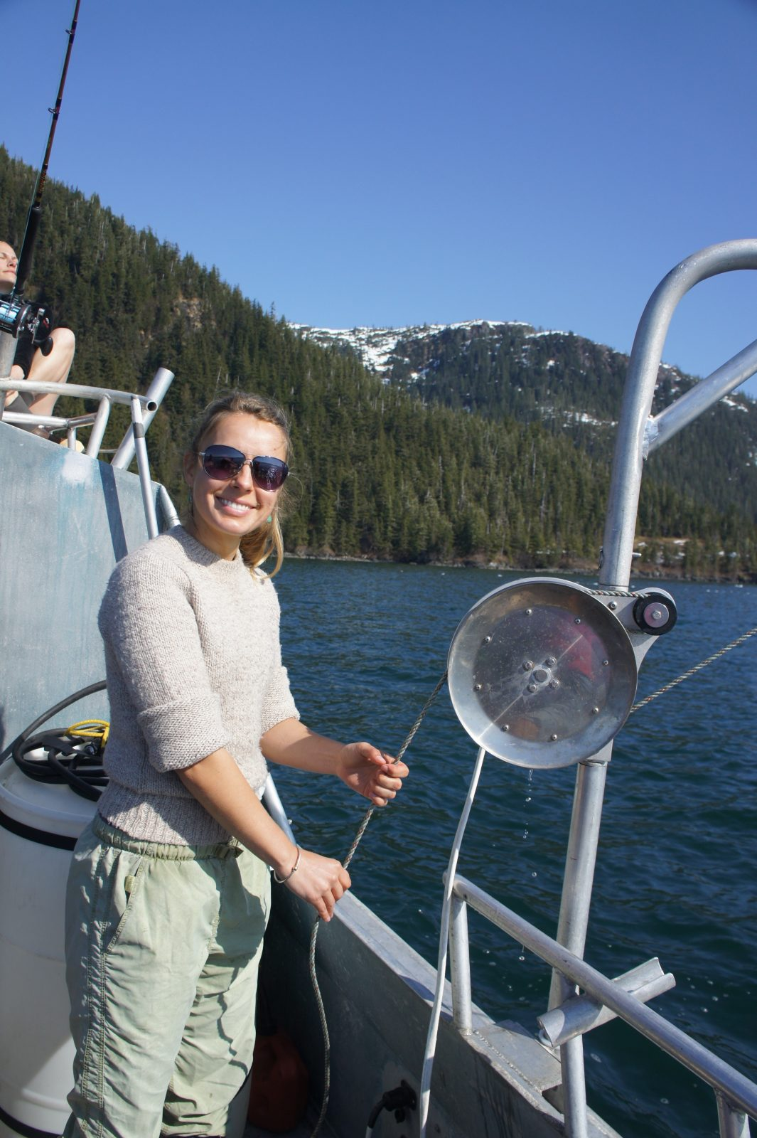 Joanna has spent years joining friends on Alaska adventures, and now works to protect Alaska's lands and waters as a legal fellow.
