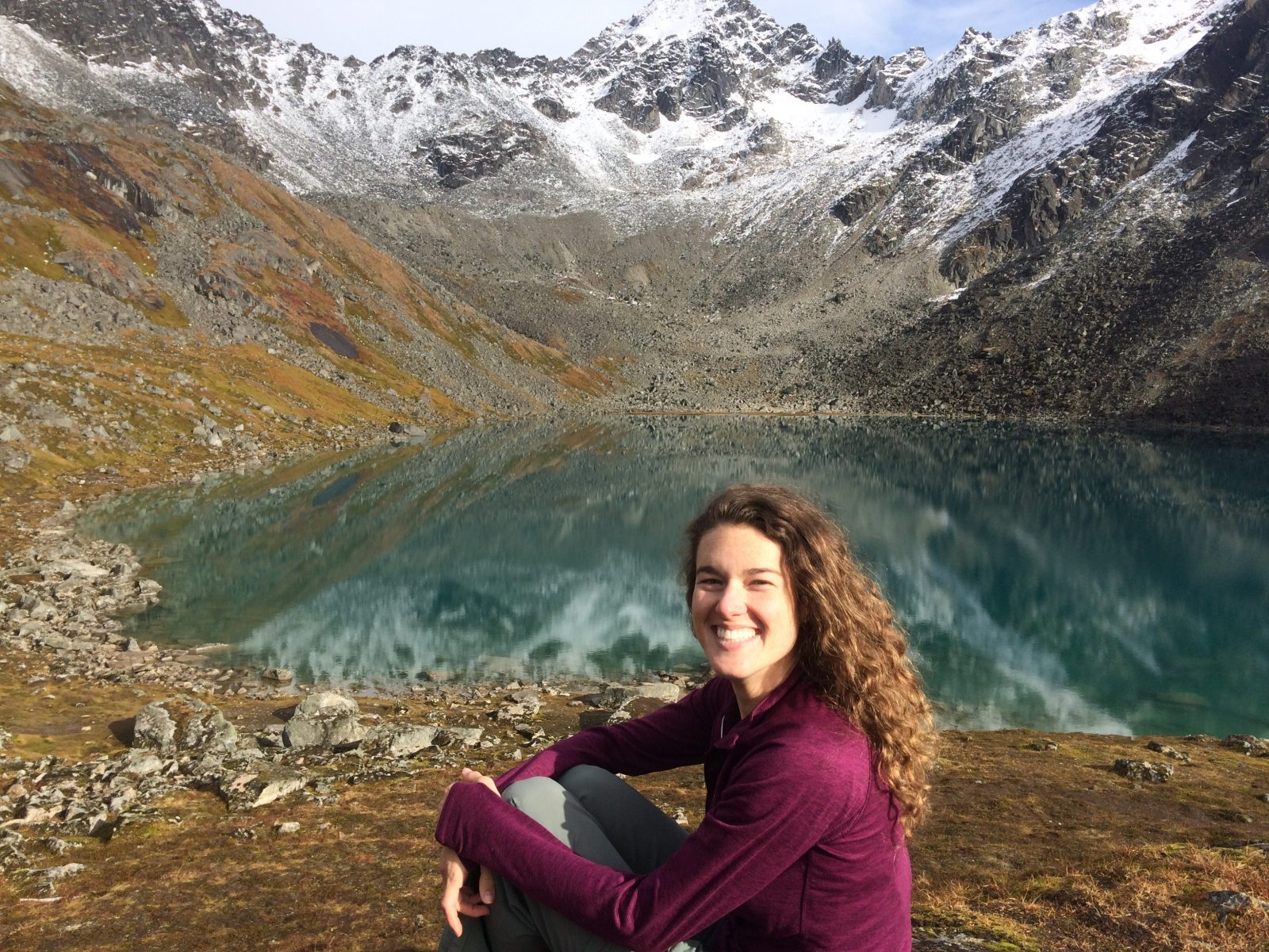 Lauren wants to protect Alaska lands and waters.