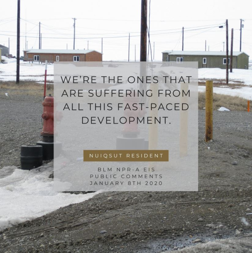 Legal decisions bring good bad news for Alaska's Arctic and local communities will suffer.